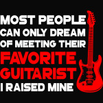 Most People Can Only Dream Of Meeting Their Favorite Guitarist