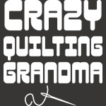Funny Quilting Grandma