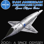 2001 A Space Odyssey Clipper Orion