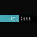 2001 A Space Odyssey Hal 9000 Logo