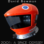 2001 A Space Odyssey David Bowman Helmet