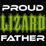 PROUD LIZARD FATHER