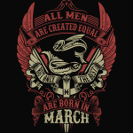 But Only The Best Are Born In March