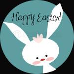 Easter Cute Rabbit