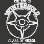 Winterhold College Graduate