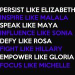 Persist Like Elizabeth