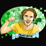 Pewdiepie 5 fan art