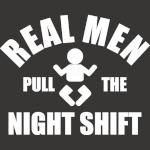 Real Men Pull the Night