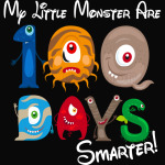 100 Days Smarter monsters