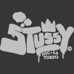 Stussy  / Silver