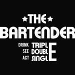 THE BARTENDER -  WHITE