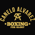 CANELO ALVAREZ - BOXING FOR GLORY - GOLD