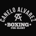 CANELO ALVAREZ - BOXING FOR GLORY - SILVER