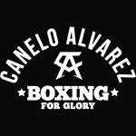 CANELO ALVAREZ - BOXING FOR GLORY - WHITE