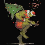 Hulk Christmas Tree