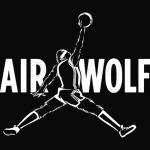 AIR WOLF White