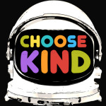 Choose Kind Wonder Anti Bullying Helmet