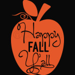 happy fall y'all, apple disney, disney