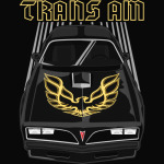 Transam 77-78 Black