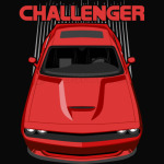 Challenger - Red