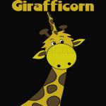 Unicorn Giraffe T-Shirt