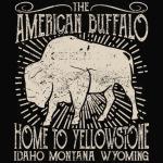 American Buffalo Yellowstone T-Shirt