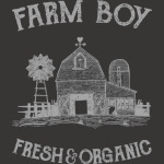 Farm Boy Fresh and Organic T-Shirt