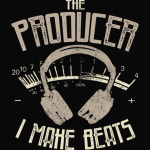 The Producer i make Beats T-Shirt