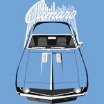 Camaro 69 - Bright Transparent/Multi Color