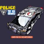 Blade Runner Deckars Police Car