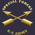 Army SF Branch Insignia