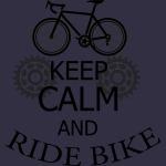 Keep Calm Bike