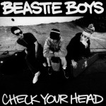 Beastie Boys check your head band