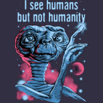 I see humans but not humanity
