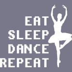 eat sleep dance repeat 1