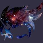 overwatch zarya symbol galaxy