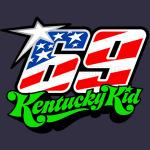 Nicky Hayden 69 The Kentucky Kid
