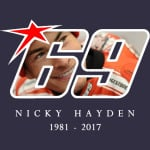 Nicky Hayden Remember 1981 - 2017