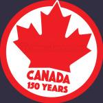 Canada Day 2017 Emblem