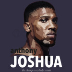 Anthony Joshua Designed By Erock