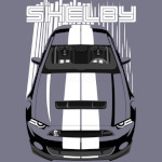 Shelby GT500 S197 - Bright Transparent/Multi Color