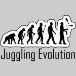 Juggling Evolution