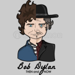 Bob Dylan Then and Now
