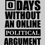 DAYS WITHOUT AN ONLINE