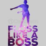 Floss Like A Boss Dance