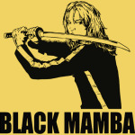 Kill Bill Black Mamba