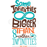 The Fault in Our Stars Quotes Infinity