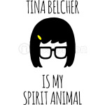 Tina Belcher Spirit Animal