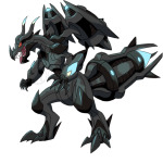 ZEKROM The Legendary Pokemon