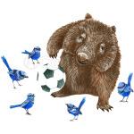 Wrens football Wombat